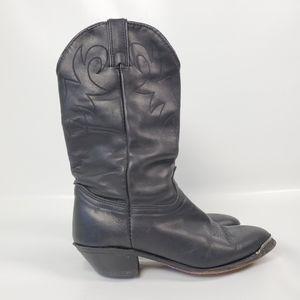 Durango Goodyear Welt Leather Vintage Western Boot